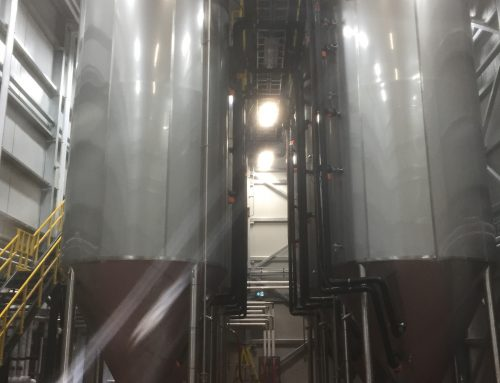 Project: Beau's Brewery Expansion – Cellar Upgrade